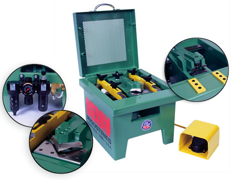 Berry Portable notching machine