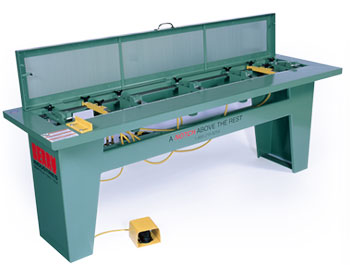 Berry sheet metal notching machine | Notcher