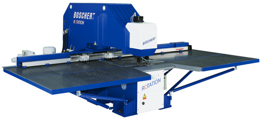 Boschert EL Series Punching Machines