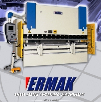 Ermaksan Model CNCAP  Series Syncronized Hydraulic Press Brake