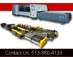Here at CPM we represent machinery for all of your sheet metal fabrication needs - everything from hand tools to lasers, coilines to brakes, notchers to ironworkers and much more. Please give us a call or glance through CINCINNATI Precision Machinery 's site for all your sheet metal fabrication needs.