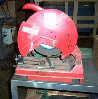 used milwaukee chop saw