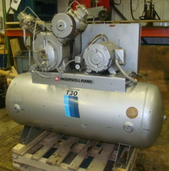 ingersoll T30 15 air compressor