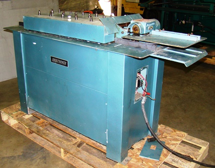 More Details Messer Plasma Table W Dust Collector
