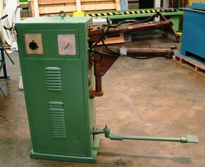 Used Welders Cincinnati Precision Machinery