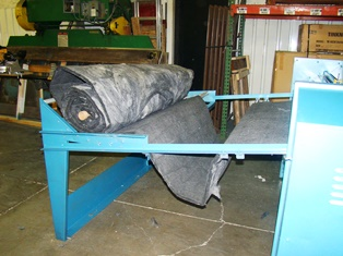Used Insulation Cutters | Used Duro Dyne Model PLS Powered Liner