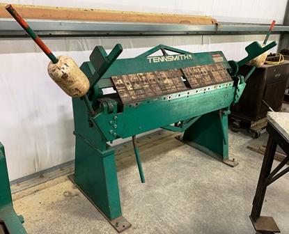 Used Sheet Metal Brakes Cincinnati Precision Machinery