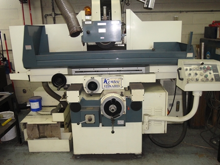 #1090 Used Kentec Automatic Surface Grinder